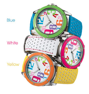Cammil s daily deals avon sporty chic watch