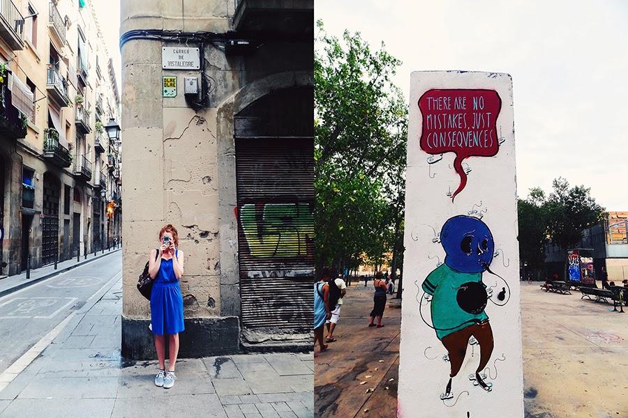 barcelone street art - street style tour