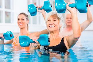 Benefícios das Atividades Físicas na Água