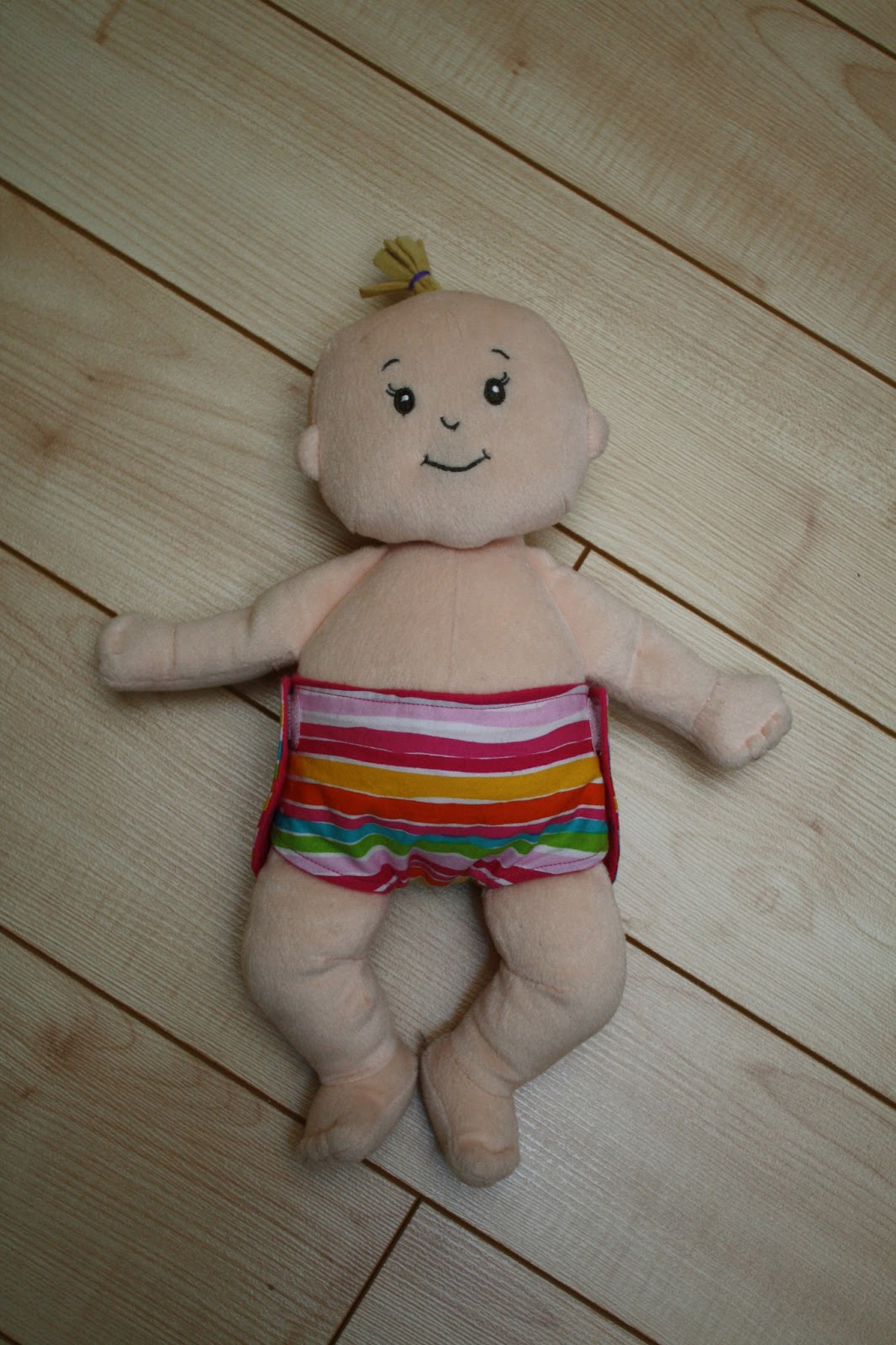 how to make your own baby doll