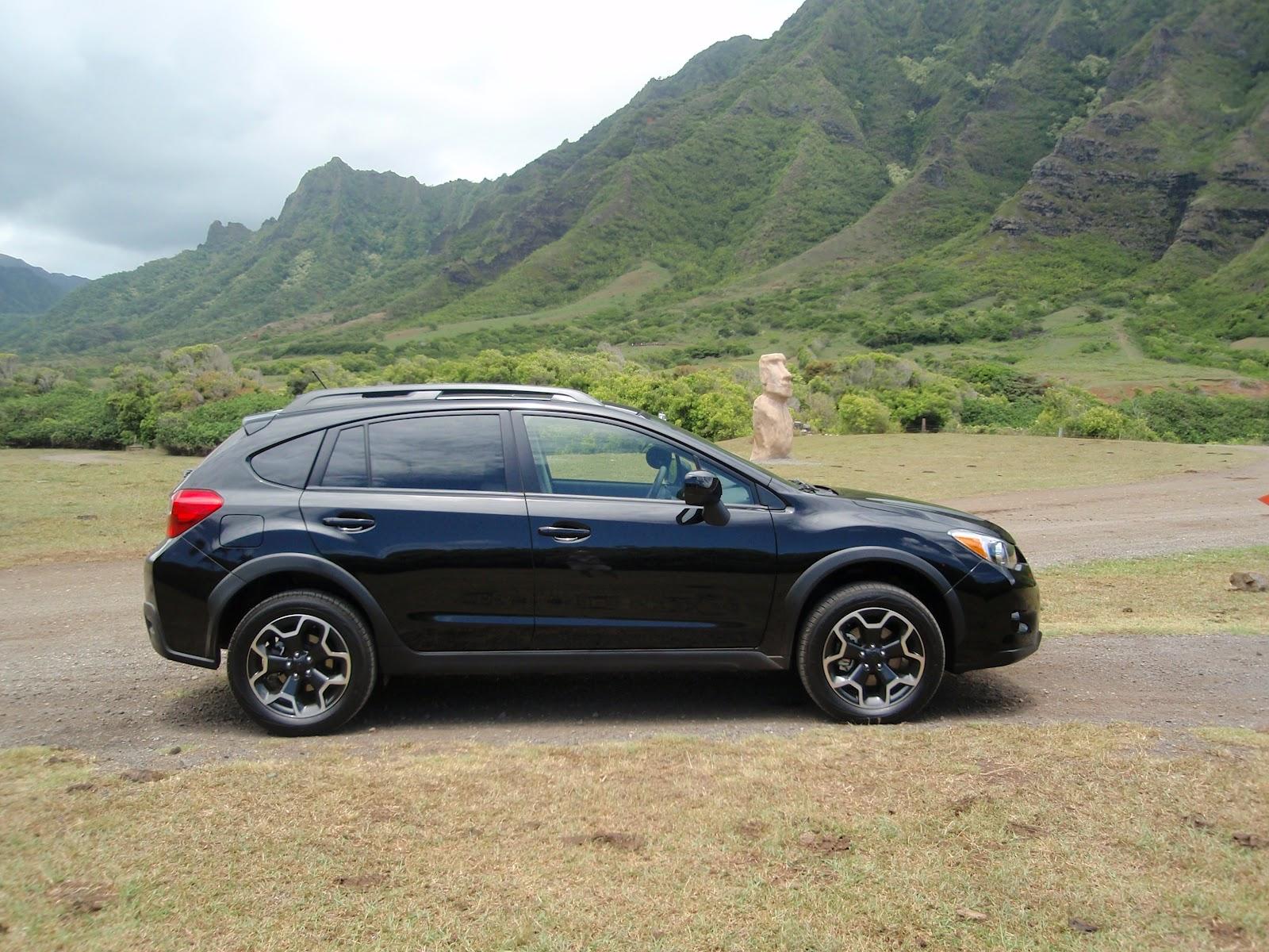 Subaru XV Crosstrek Black