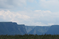 western side of Newfoundland