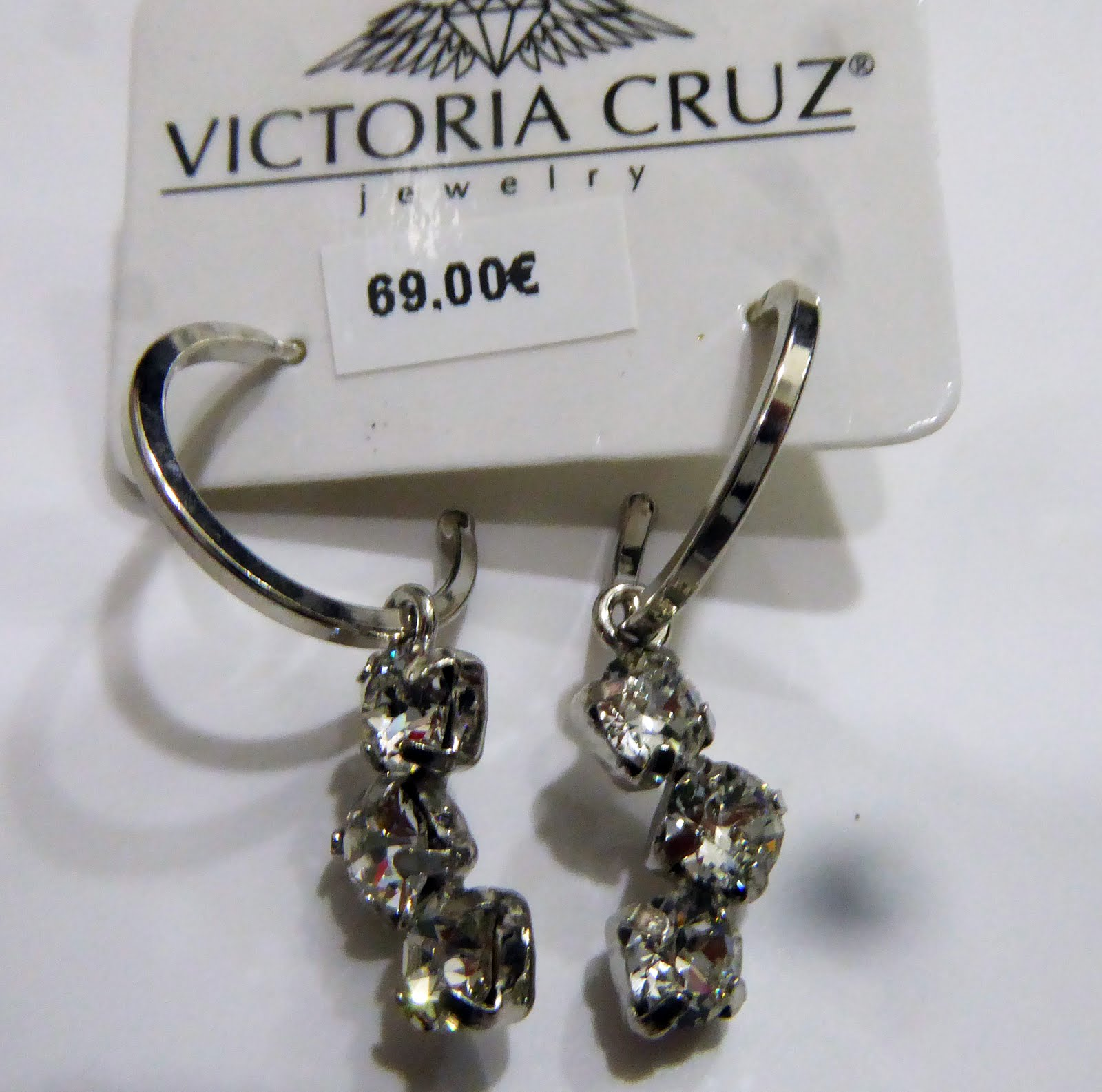 Pendientes Semi Criollas, Caterine Crystal