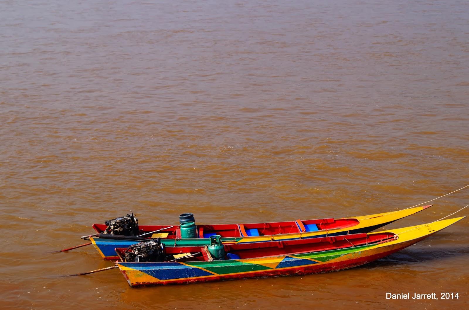 Mekong Speedboat Thailand Laos