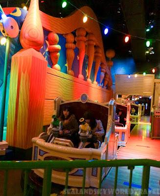 Disney Sea, 迪士尼海洋, 反斗奇兵, toy story
