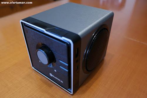 Análisis a fondo del altavoz Bluetooth GOgroove BlueSYNC BX