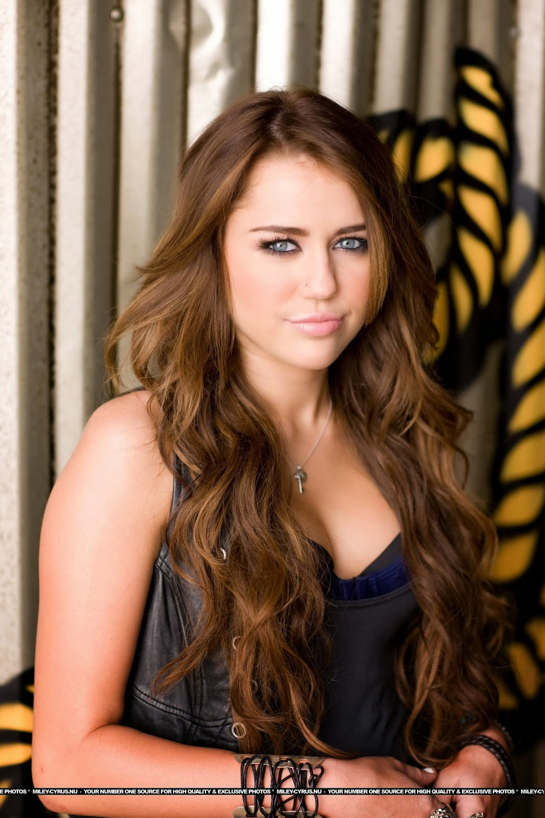 Miley Cyrus Early Career Music Zone