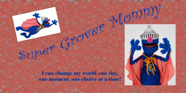 Super Grover Mommy