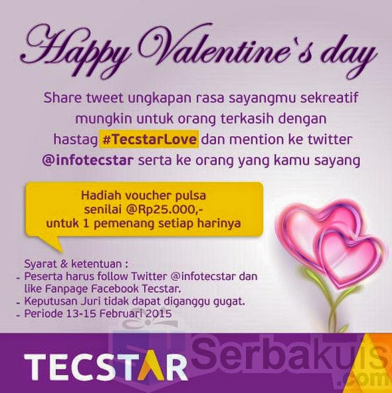 Share Your Love with Tecstar
