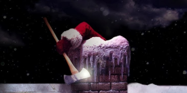 Santa's axe from Silent Night, Deadly Night (1984)