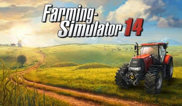Farming Simülatör 2014 Android oyunu