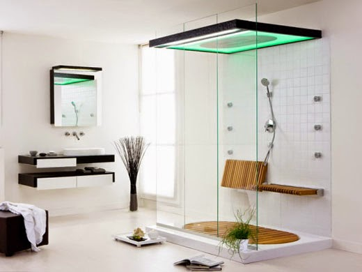 They Are Very Much In Fashion These Days, As They Provide Easy Access,  Quick Cleaning, Aesthetic Looks, Fabricates Your Bathroom Into A  Sensational Place To ...