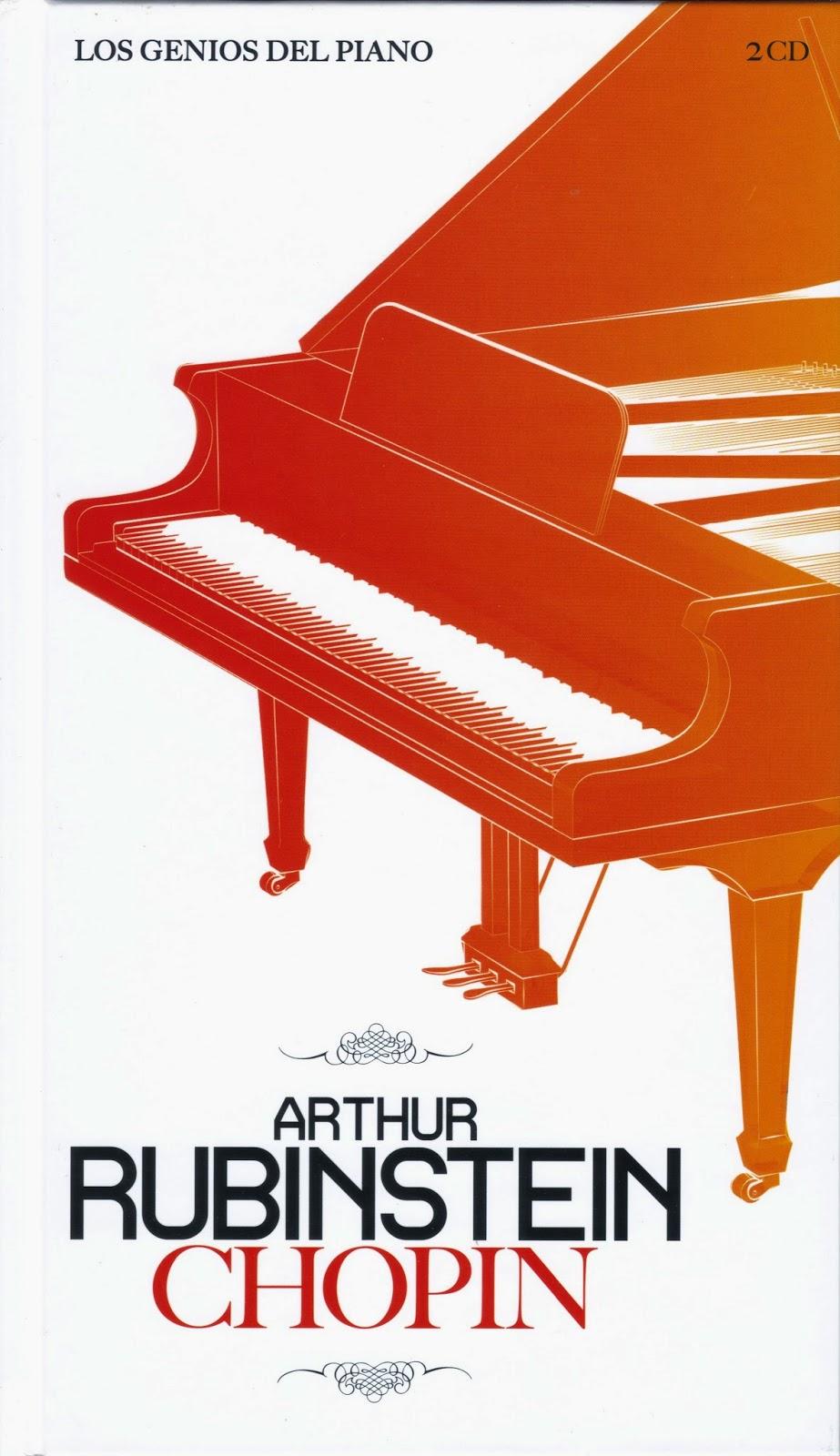 Imagen de Colección Los Genios del Piano-01-Arthur Rubinstein & Chopin