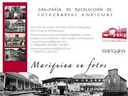 "Museo Mariquina ""Campaña de Recolección de  Fotografías Antiguas""  Comuna de Mariquina."