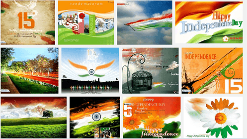 Happy Independence Day Wishes SMS Messages & Wallpapers
