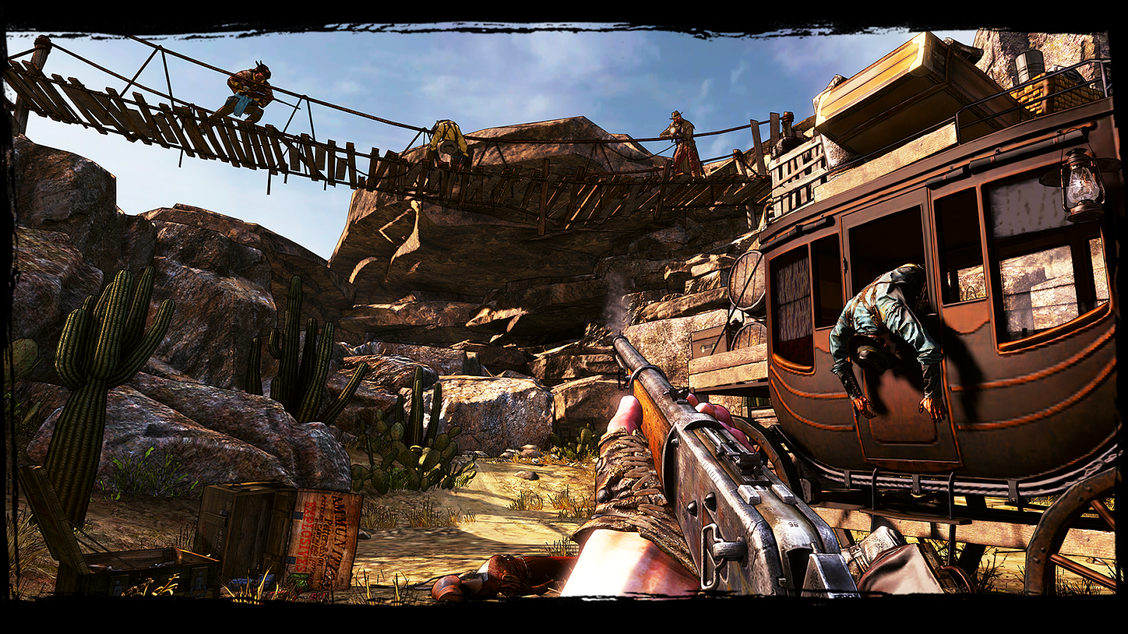 call of juarez gunslinger wallpapers - Call Of Juarez Gunslinger Wallpaper HD #7029973