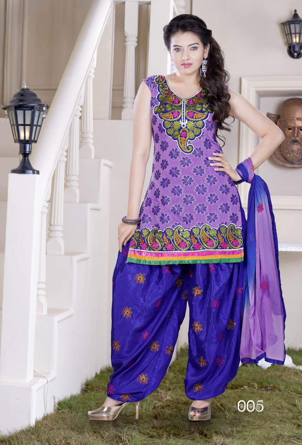 Punjabi Wedding Dress ups And Beautiful New Trend Punjabi Suits ...
