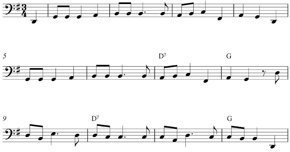 o christmas tree easy piano pdf