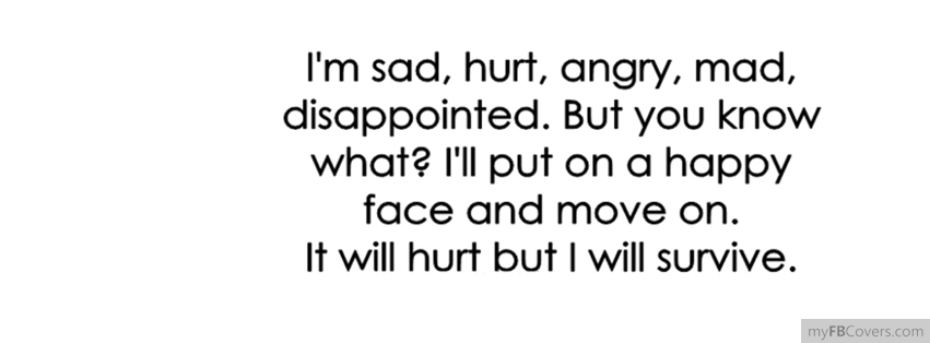 Sad Quotes With Pictures For Facebook : Facebook Sad and Lonely Cover Pictures Im So Lonely...