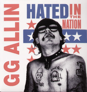 GG ALLIN - HATED IN THE NATION (1987)