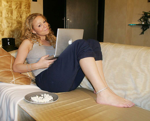 Mariah Carey Sofa Apartment Design