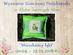 Wyzwanie Gościnnej Projektantki