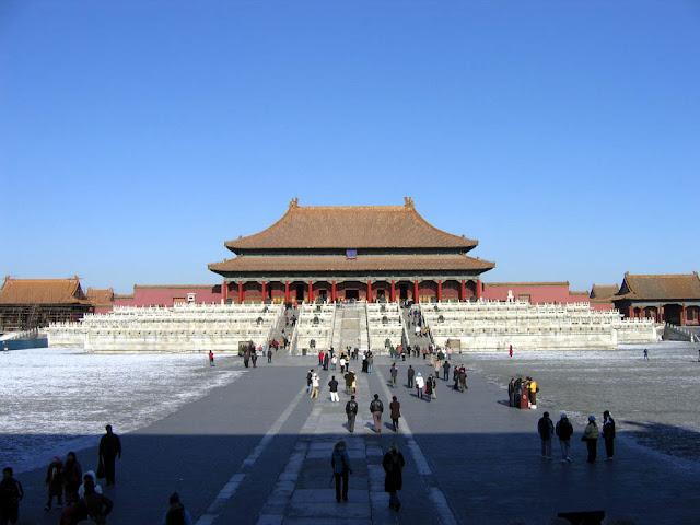 برنامج سياحي لزيارة بكين
