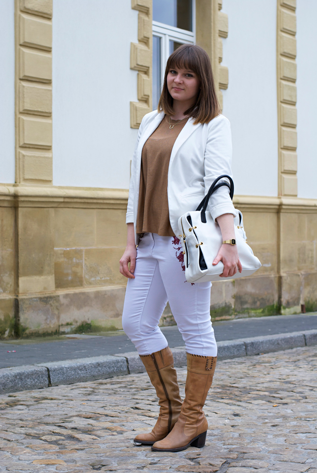 fashion blogger luxembourg outfit shooting