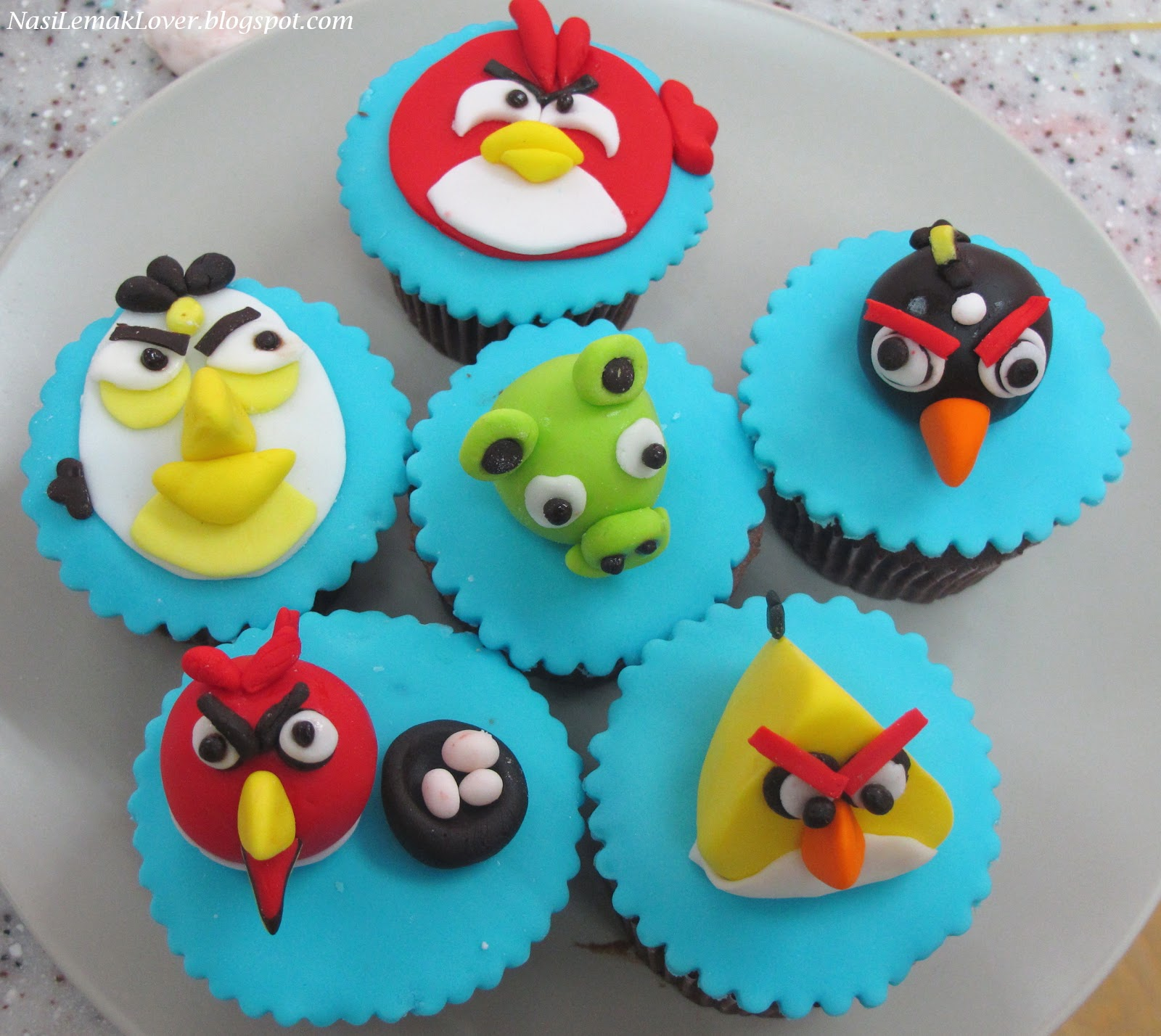 Perfect Angry Birds Cupcakes 1600 x 1428 · 258 kB · jpeg