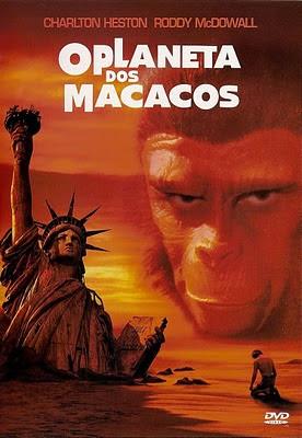 Baixar Filmes Download   O Planeta dos Macacos [1968] (Dublado) Grátis
