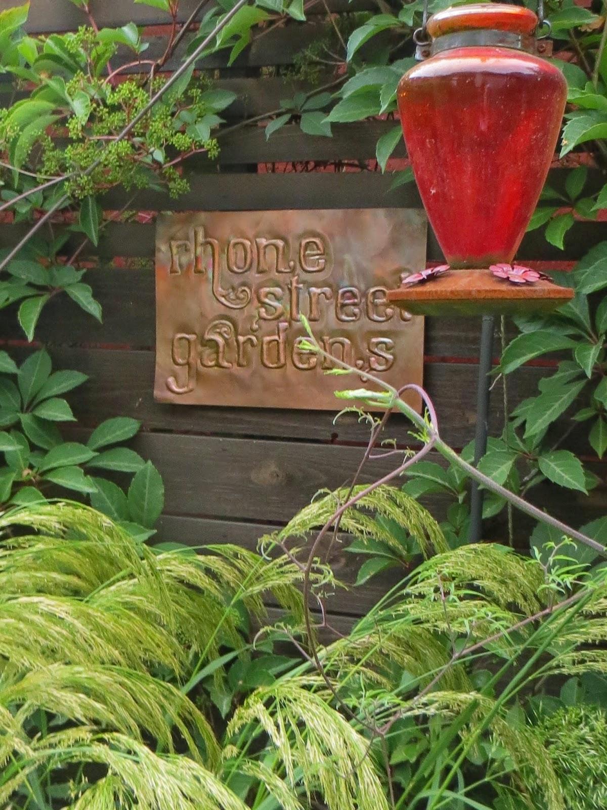 Garden Blogger\'s Fling, Portland: Rhone Street Gardens