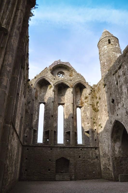 Irland 2014 - Tag 5   Rock of Cashel