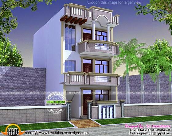 22x60 house plan