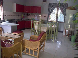 sewa villa type melati 4 kamar