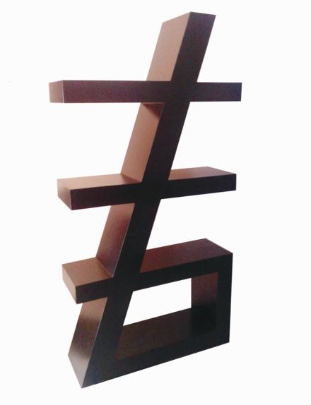 Decoraci n minimalista y contempor nea dise os de for Zapateras sencillas