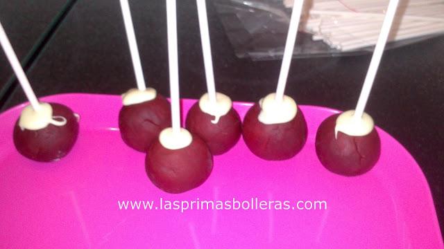 Proceso cakepops