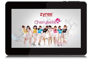 Zyrex Onepad SM746 Cherrybelle harga spesifikasi, fitur tab;et zyrex cherrybelle android terbaru