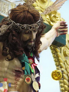 Domingo de Pentecostés - Señor del Espíritu Santo - Chiguata