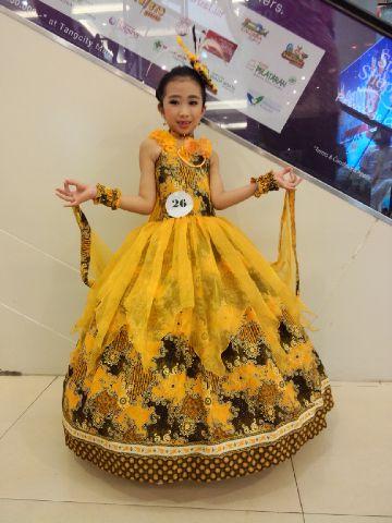 Fashion Show Muslim Anak