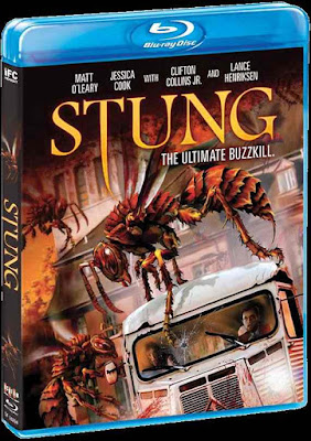 Stung Blu-ray cover