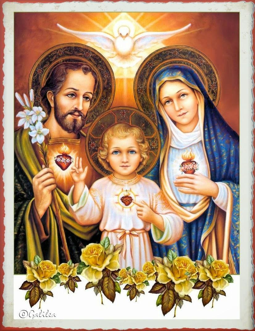 Gifs y fondos paz enla tormenta imagen de la sagrada for De la sagrada familia