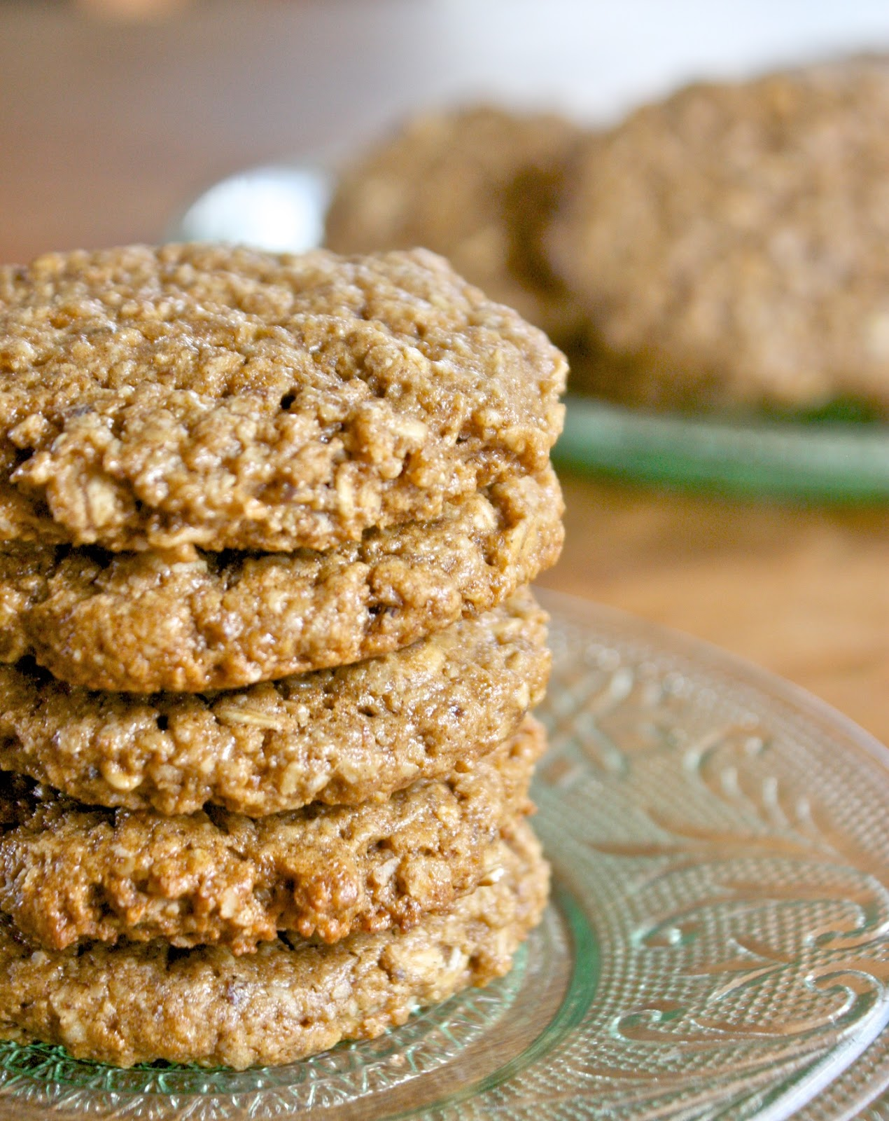 Helyn 39 S Plant Based Kitchen Old Fashioned Oatmeal Cookies