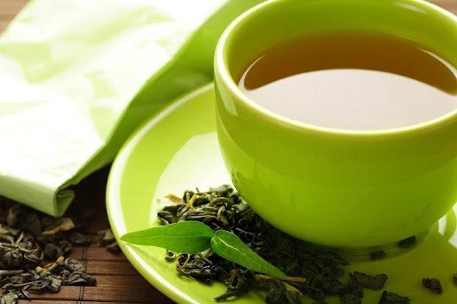 zielona herbata i odchudzanie