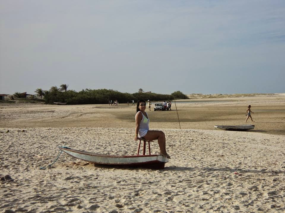 Look de praia no Ceará - Saída de praia branca