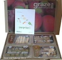 Graze Box Nibble Snacks