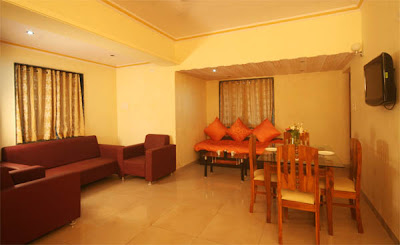 deluxe room in mohili meadows karjat