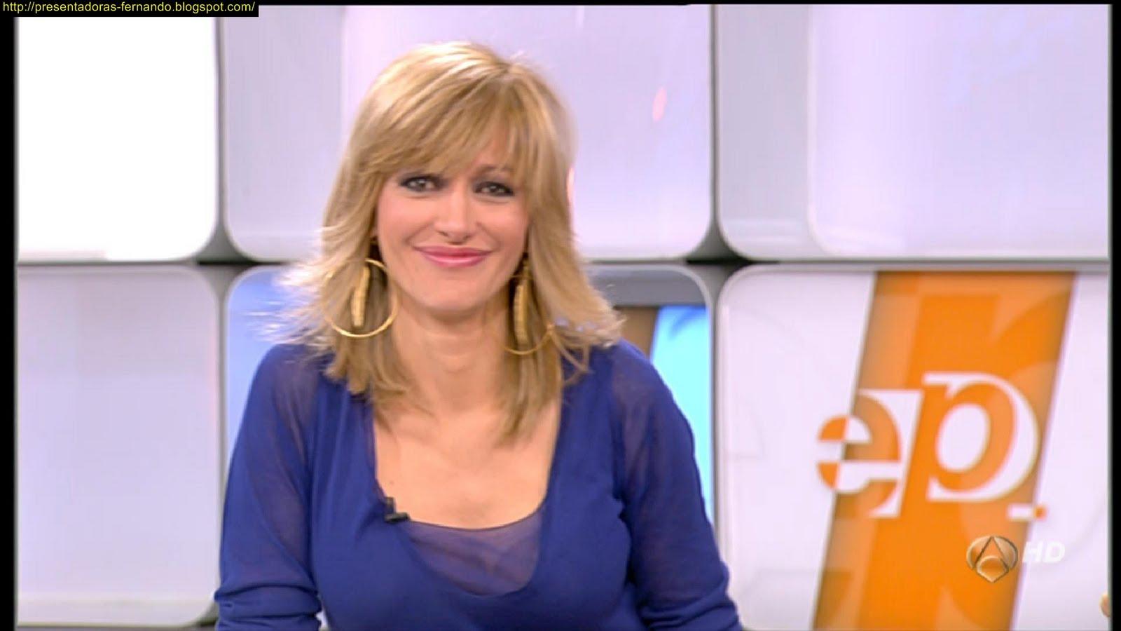 Presentadoras fernando susana griso luciendo escote con transparencias espejo publico 28 11 2011 - Espejo publico hoy ...