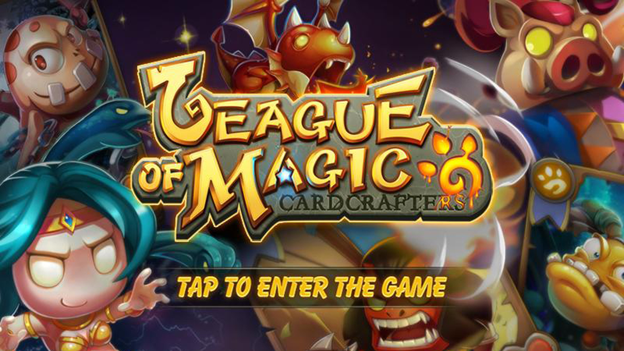 League of Magic: Cardcrafters Gameplay IOS / Android