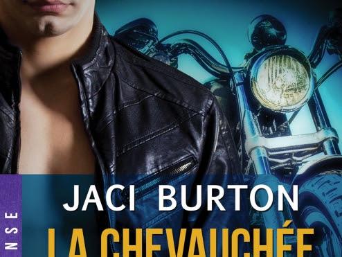 Wild riders, tome 1 : La chevauchée sauvage de Jaci Burton