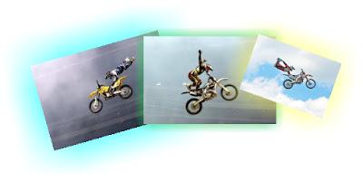 FMX, aksi Gila para Rider diatas udara